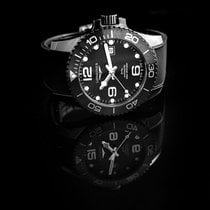 Longines HydroConquest Steel 43mm Black United States of America, California, San Mateo