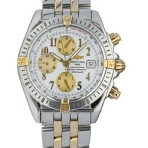 Breitling Chronomat Evolution Steel 43mm White United States of America, New York, New York