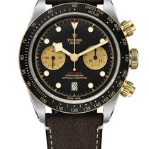 Tudor Black Bay Chrono new 2020 Automatic Chronograph Watch with original box and original papers 79363N