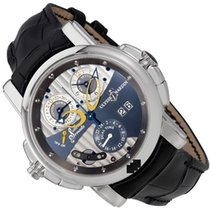 Ulysse Nardin Sonata new 2010 Automatic Watch with original box and original papers 670-88/213
