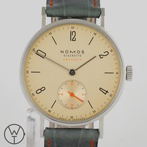 NOMOS Tangente Neomatik pre-owned 35mm Leather