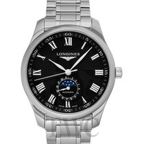 Longines Master Collection Steel 42.00mm Black