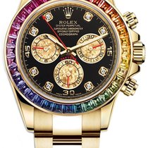 Rolex Yellow gold Daytona 40mm pre-owned United States of America, California, Glendale