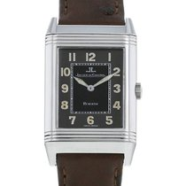 Jaeger-LeCoultre Reverso Grande Taille occasion 46mm Noir Cuir