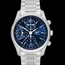Longines Master Collection Steel 40.00mm Blue United States of America, California, San Mateo
