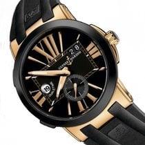 Ulysse Nardin Executive Dual Time Rose gold 43mm Black United States of America, Florida, North Miami Beach