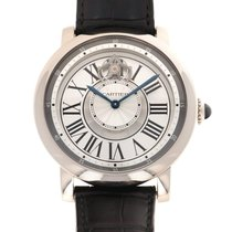 Cartier Rotonde de Cartier White gold 47mm Silver United States of America, California, Beverly Hills