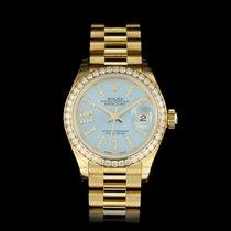 Rolex Lady-Datejust nuovo 2018 Automatico Orologio con scatola e documenti originali 279138RBR