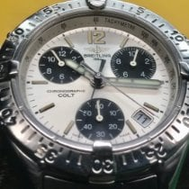 Breitling Colt Chronograph Steel 38mm Silver United States of America, Florida, Pompano Beach