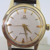 Omega Seamaster Yellow gold United States of America, New York, New York