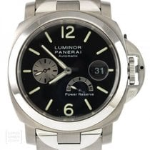 Panerai Luminor Power Reserve Otel 44mm Negru