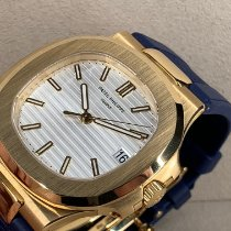Patek Philippe 5711J-001 Yellow gold 2007 Nautilus pre-owned