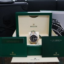 Rolex Sky-Dweller Gold/Steel 42mm Black No numerals United States of America, Florida, Aventura