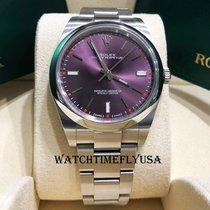 Rolex Oyster Perpetual 39 114300 2019 nouveau