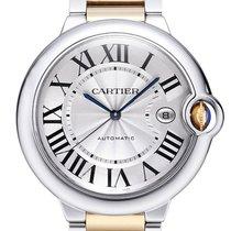 Cartier W69009Z3 Золото/Cталь 2020 Ballon Bleu 42mm 42mm новые