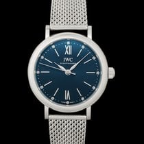 IWC Portofino Automatic Steel 34.0mm Blue United States of America, California, San Mateo