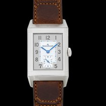 Jaeger-LeCoultre Reverso Classic Small Steel 45.6mm Silver United States of America, California, San Mateo
