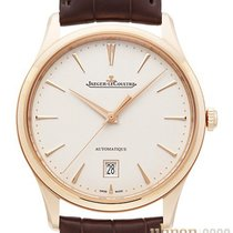 Jaeger-LeCoultre Master Ultra Thin Date Oro rojo 39mm Sin cifras