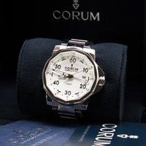 Corum Acier 44mm Remontage automatique 01.0055 occasion