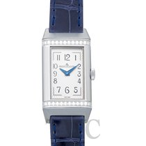 Jaeger-LeCoultre Reverso Duetto Steel 40mm Silver
