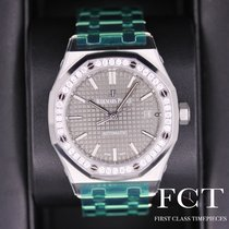 Audemars Piguet 15451ST.ZZ.1256ST.02 Acero Royal Oak Lady 37mm nuevo