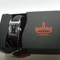 Askania Stahl Handaufzug ASK 799 neu