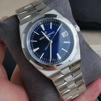 Vacheron Constantin Overseas Steel 41mm Blue No numerals United States of America, Iowa, Des Moines