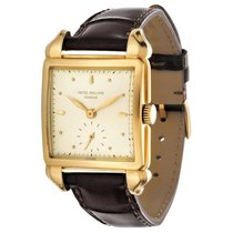 Patek Philippe Yellow gold 44mm Manual winding 2424J pre-owned United States of America, California, Los Angeles