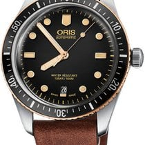 Oris Divers Sixty Five Steel 40mm Black United States of America, New Jersey, Cherry Hill