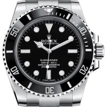 Rolex Submariner (No Date) Steel 40mm Black No numerals United States of America, New Jersey, Woodbridge