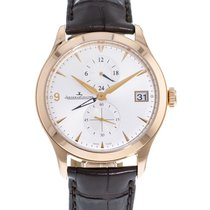 Jaeger-LeCoultre Master Hometime Q1622530 2010 pre-owned