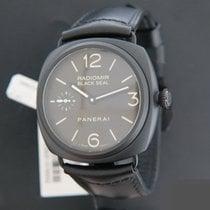 Panerai Radiomir Black Seal new 2017 Manual winding Watch with original box and original papers PAM00292