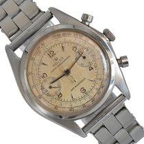 Rolex Chronograph Zeljezo 36mm Srebro