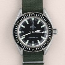 Omega Seamaster 300 pre-owned 41mm Textile