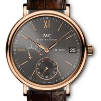 IWC Açık kırmızı altın 45mm Manuel kurmalı IW510104 yeni Türkiye, ANKARA