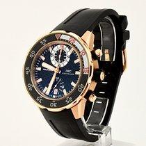 IWC Aquatimer Chronograph IW376905 Çok iyi Açık kırmızı altın 44mm Otomatik Türkiye, ANKARA