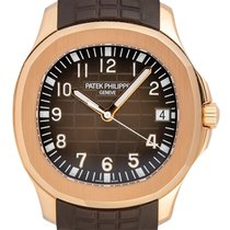 Patek Philippe Aquanaut Rose gold 40mm Brown United Kingdom, London