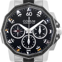 Corum Admiral's Cup Challenger Acero 44mm Negro España, Madrid