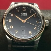 Oris Classic Steel 42mm Black