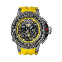 Richard Mille rm60-01 Veldig bra Tantal 50mm Automatisk