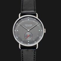 NOMOS Metro 38 new 2020 Manual winding Watch with original box and original papers 1111
