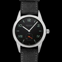 NOMOS Club Campus 38.5mm Black United States of America, California, Burlingame