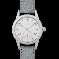 NOMOS Club Campus 36.0mm White United States of America, California, Burlingame