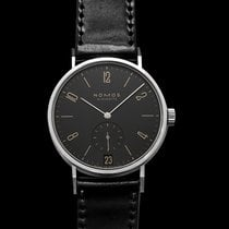 NOMOS Steel 38.3mm Automatic 604 new United States of America, California, Burlingame