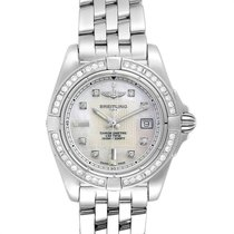 Breitling Cockpit Lady Steel 31.8mm Mother of pearl United States of America, Georgia, Atlanta