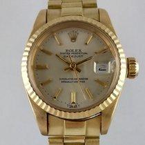 Rolex 6917 Oro giallo 1991 Lady-Datejust 26mm usato Italia, Rimini