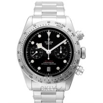 Tudor Black Bay Chrono 79350 new