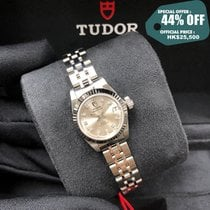Tudor Prince Date Gold/Steel 22mm Silver