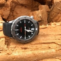 Sinn UX Steel 44mm Black No numerals