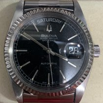 Bulova Steel 36mm Automatic Bulove Super Seville pre-owned Singapore, Singapore